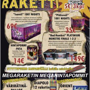 Megaraketti 2017 / sivu 1